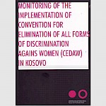 Monitoring of Implementation of CEDAW in Kosovo