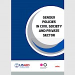 Gender Policies in Civil Society and Private Sector