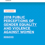 Survey on perceptions of gender equality and violence against women