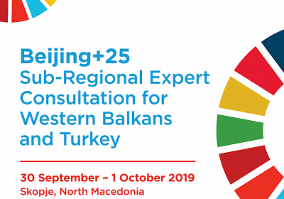 Beijing+25 Sub-Regional Expert Consultation for Western Balkans and Turkey